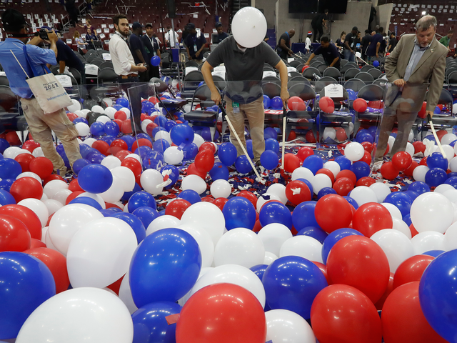The RNC And The DNC Are Finally Over;  Adakah Sebenar Sebenarnya Berlaku?