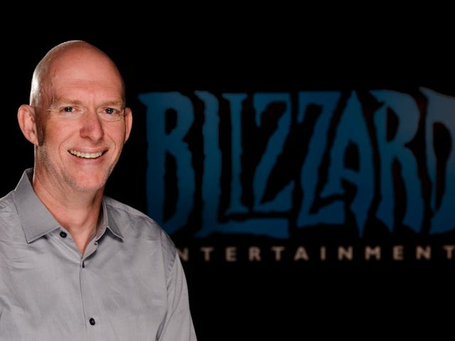Blizzard chief development officer and co-founder Frank Pearce is leaving the company after 28 years