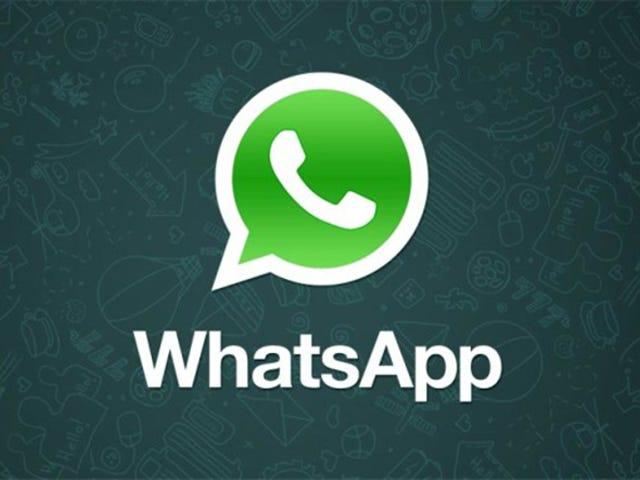 WhatsApp ahora es gratis para todos, no se requiere suscripción