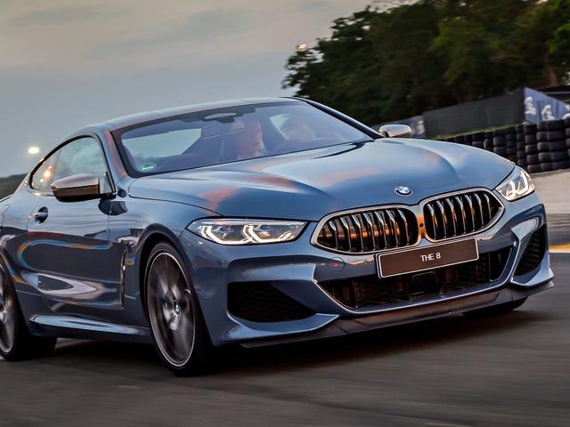 Το 2019 BMW M850i θα σας βάλει πίσω $ 112.895