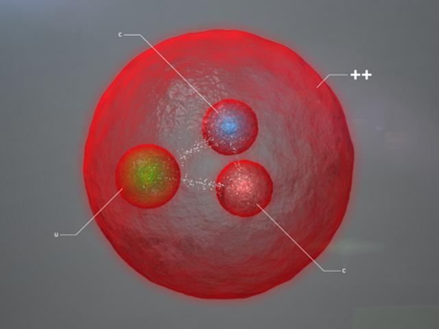 Ny Discovery foreslår at Quarks kan gjennomgå eksplosive fusjonsreaksjoner