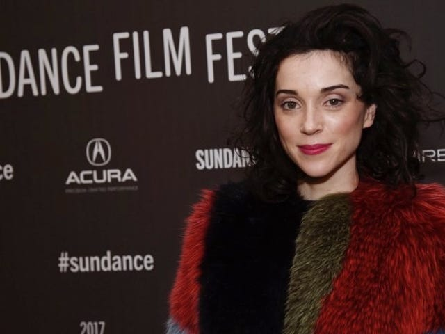St. Vincent Will Direct a Female-Focused Adaptation of The Picture of Dorian Gray