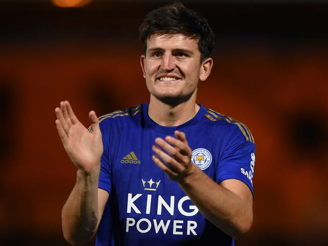 Harry Maguire Is The Best Manchester United Can Do