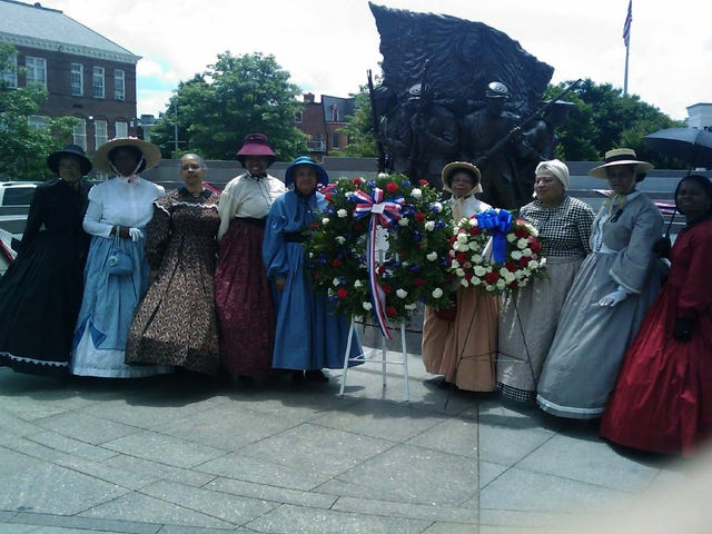 Black Women in DC Bring to Life the Untold Stories of Overlooked Black Women in Civil War History
