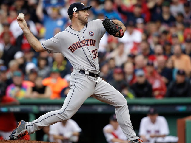 The Red Sox And Astros Got Bullpen Crazy In Game 4