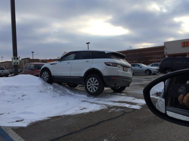 Suburban Off-roading