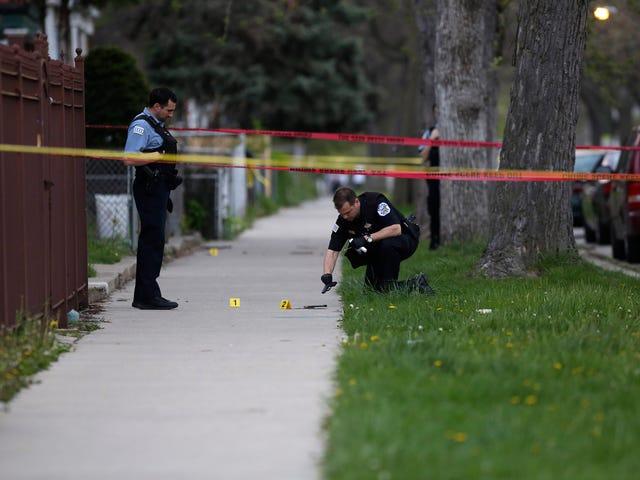 Bapa 3 Shot Dead in Car di South Side Chicago