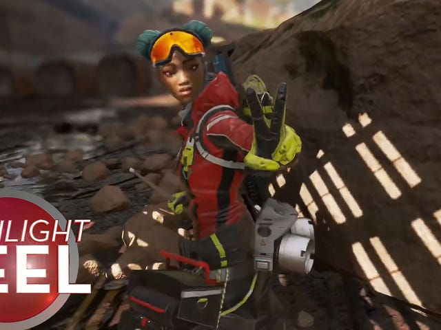 Apex Legends Finisher Stopped At Last Second