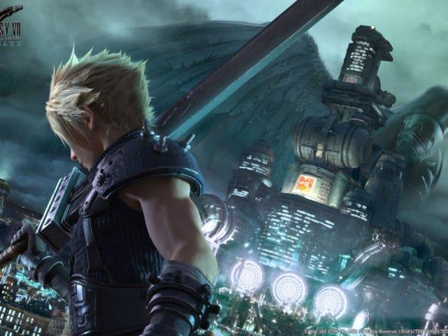 Square Enix siirtää <i>Final Fantasy VII Remake</i> kehitystä <i>Final Fantasy VII Remake</i>