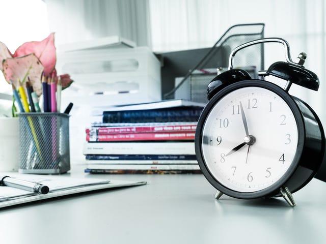 Ruang Kerja Anda Memerlukan Jam Analog