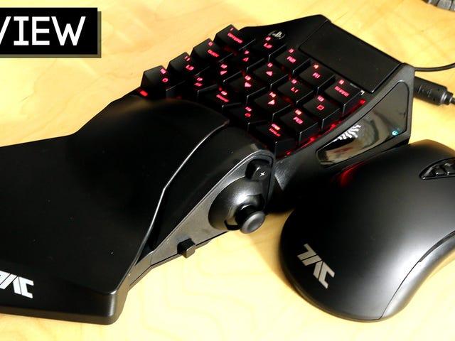 Hori Tactical Assault Commander Pro Review: Pengontrol PlayStation PC yang Sangat