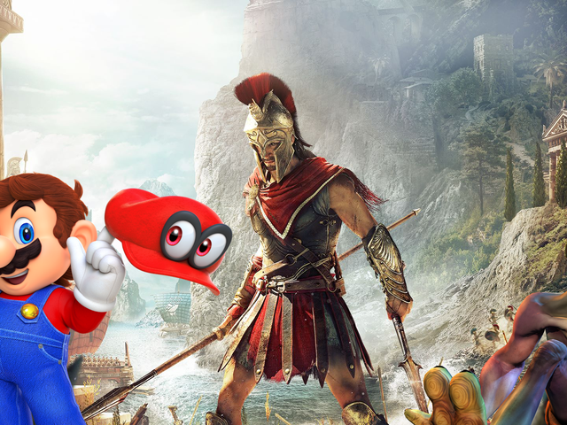 A Look Back At The Odyssey Series, From Mario To Etrian To Assassin's Creed