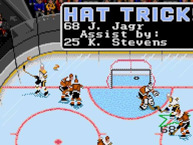 The Last Player From NHL '94 Has Left The League