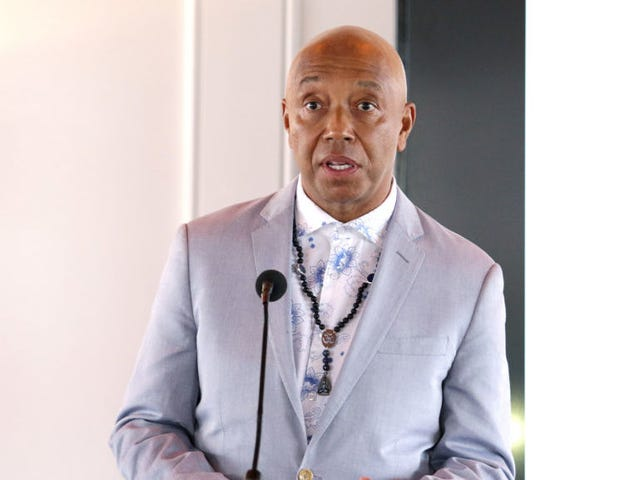 Russell Simmons Accused of Rape in $10 Million Lawsuit