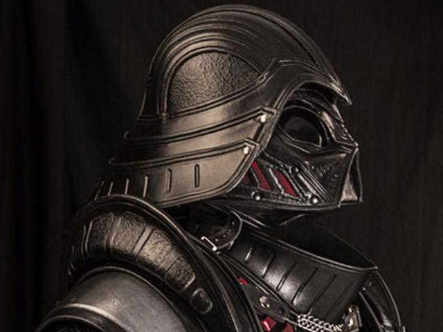 Middelalderens Darth Vader er likeverdige, dårlige, upraktiske og fantastiske