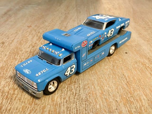 LaLD Car Week: 1969 Team Petty Transport