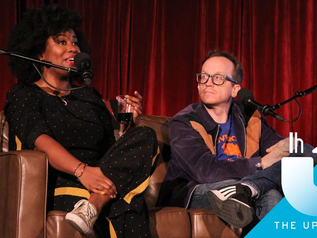 How to Fail, With Comedians Chris Gethard and Akilah Hughes
