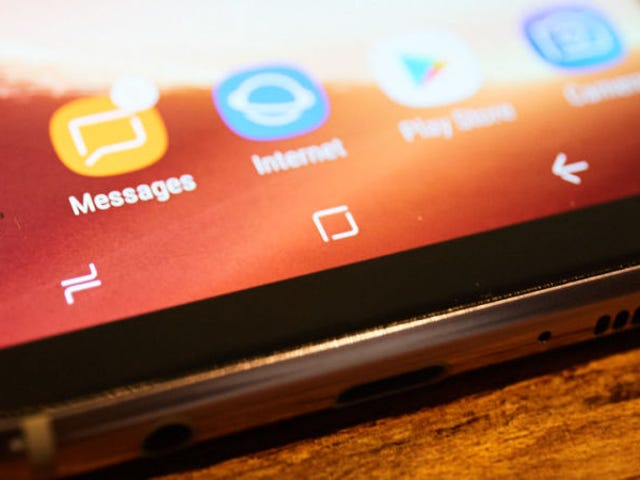 Se mere om Galaxy S8 siempre se está moviendo