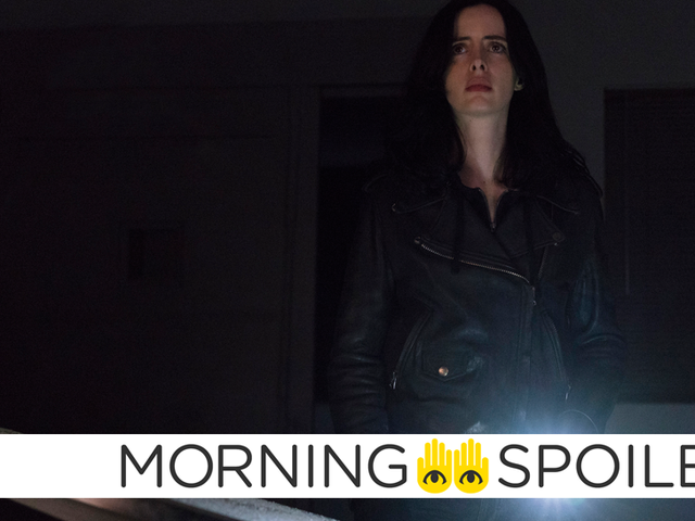 Updates From Jessica Jones, Shazam, and More