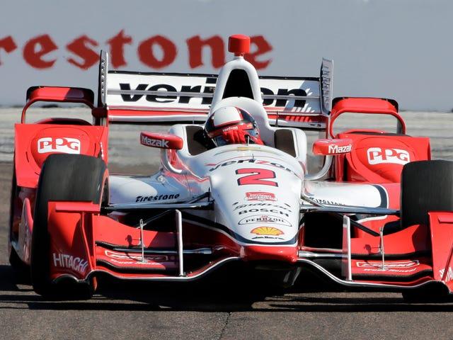 Chevrolet a maintenant des inconvénients en raison d'une réparation illégale du moteur IndyCar