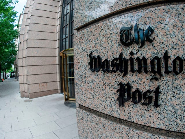 The Washington Post's Troll Playbook Isn't Just Outdated, It's Malicious [UPDATED]