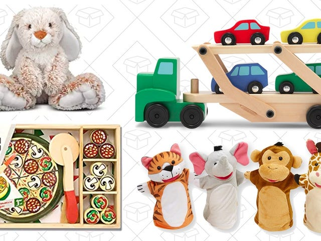 Grab Some Discounted Kids Toys From This One-Day Amazon Sale
