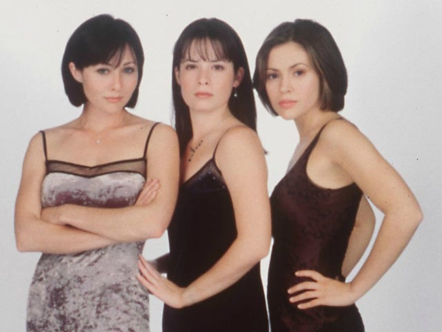 None of the original Charmed actresses are into the reboot