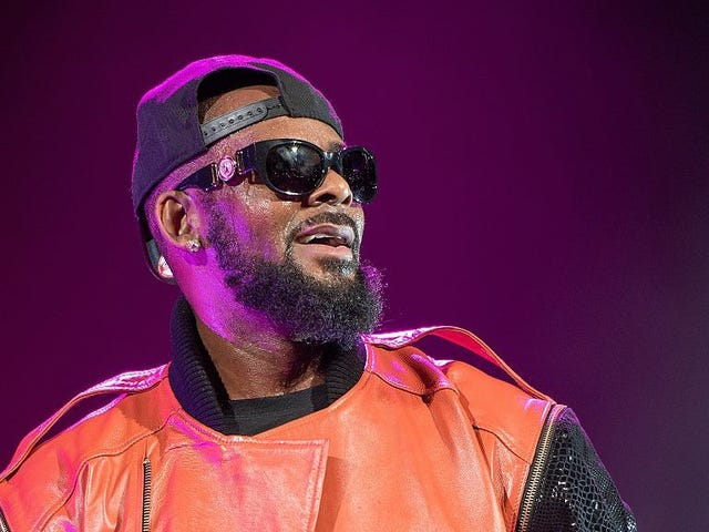 R. Kelly's Rep Responds to Spotify's Playlist Ban, But Does the Ban Even Matter?