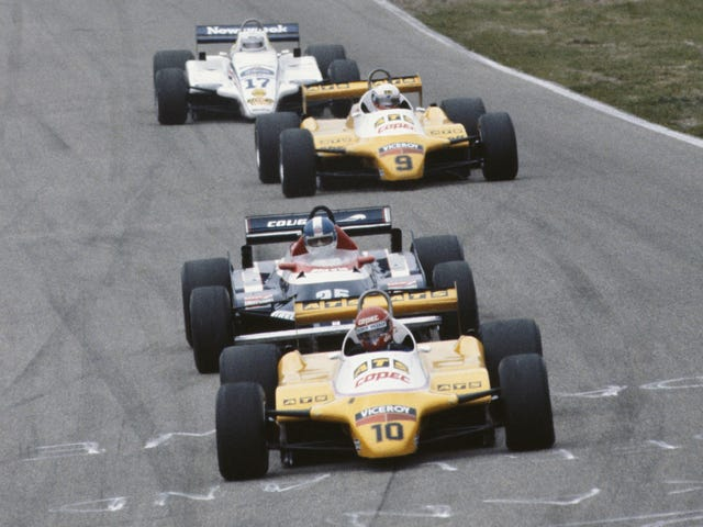 The F1 Dutch Grand Prix Is Coming Back For the First Time Since 1985