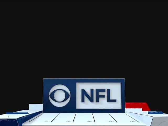 CBS muestra anuncios sobre el vacío después de un corte de energía interrumpe la transmisión de Chiefs-Jaguars