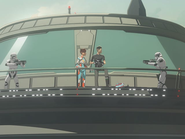 A Star Wars Resistance Producer Answers Your Burning Questions After the Season One Finale