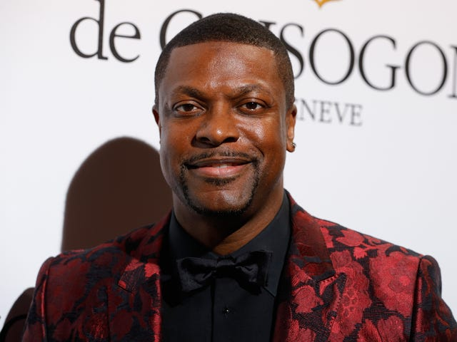Chris Tucker Presses Gas on Rush Hour 4