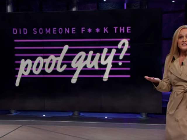 Sam Bee investigates how Tom Arnold, Jerry Falwell Jr., Michael Cohen, and a pool boy fucked America