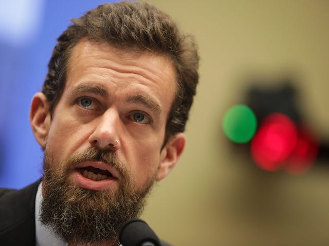 Maybe Twitter's CEO Jack Dorsey Really Is Just Donald Trump in Disguise