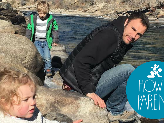 I'm 'Paternal' Host Nick Firchau, and This Is How I Parent