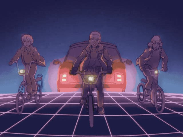 Questo fantastico cortometraggio trasforma le cose più strane in anime