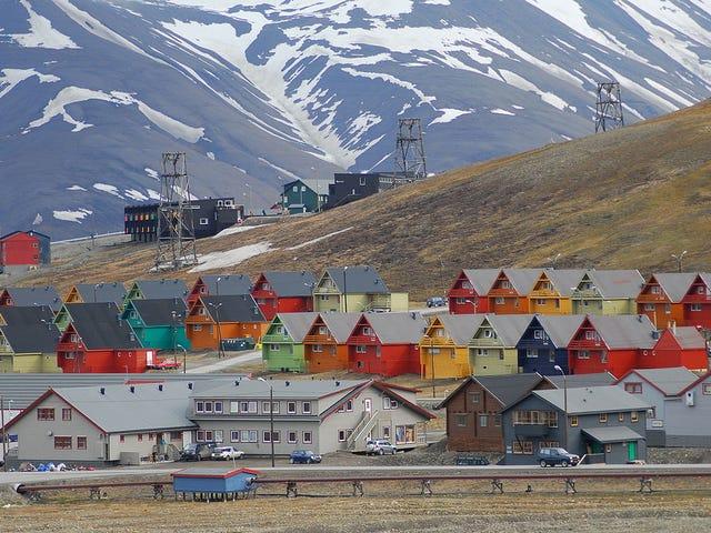 Wikipedia rabbit hole - Svalbard