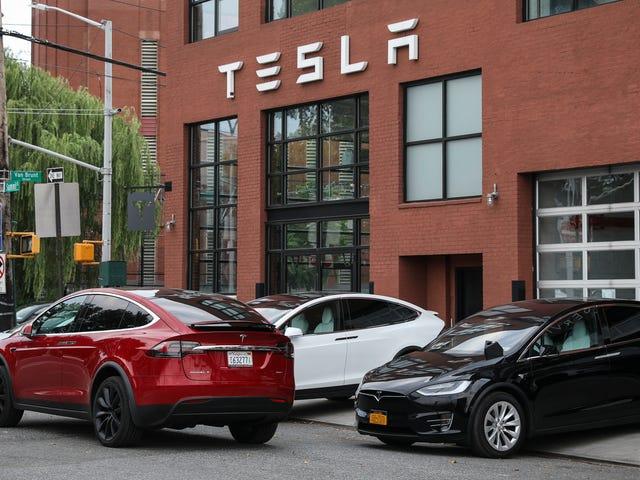Tesla er nå på prøve over en Elon Musk Tweet