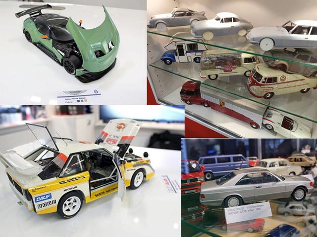 2019 Nuremberg Toy Fair Diecast News and Catalogs