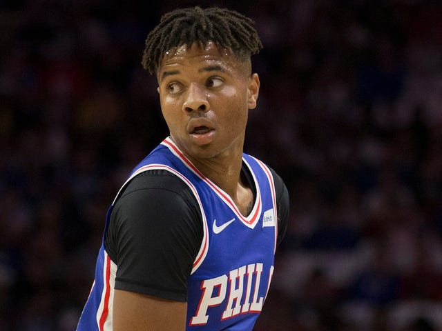 Markelle Fultz Is Still Struggling, But He Finally Made A Three