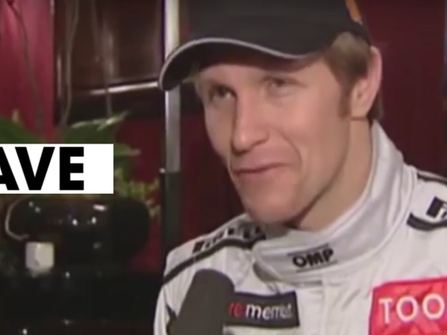 Race Car Driver Interviews Are Terrible