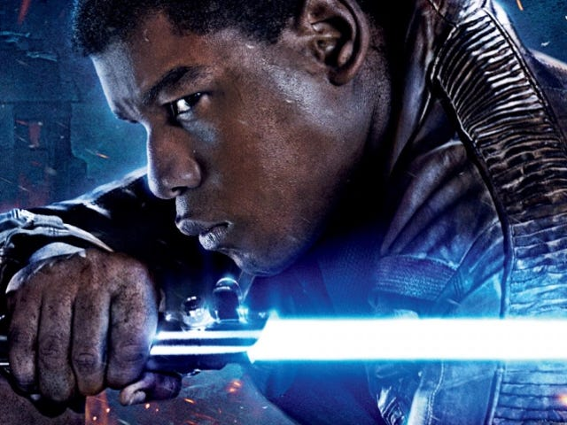 John Boyega Got Dumped After Date Found Out He Was in Star Wars