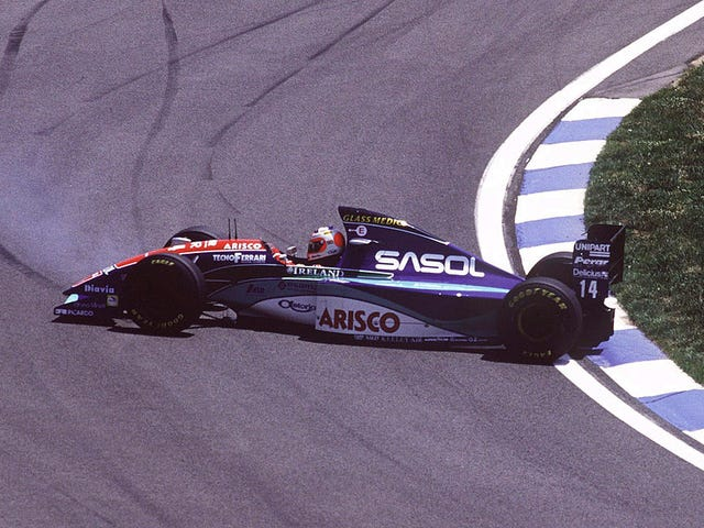 The Year Chicanes Ruined Formula One