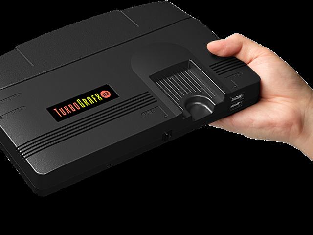 TurboGrafx-16 Mini lanseres i mars med 50-ish-spill