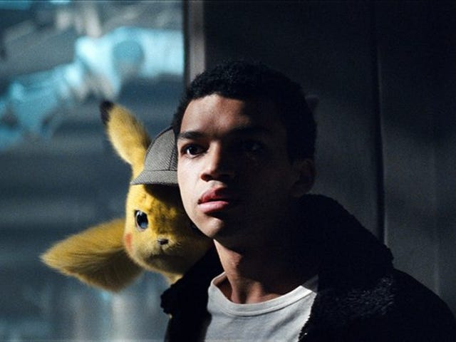 The Geek Empress Reviews Pokemon Detective Pikachu