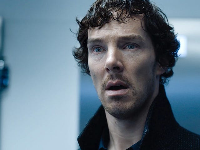 Benedict Cumberbatch liittyy <i>Sherlock Holmes</i> luojaan