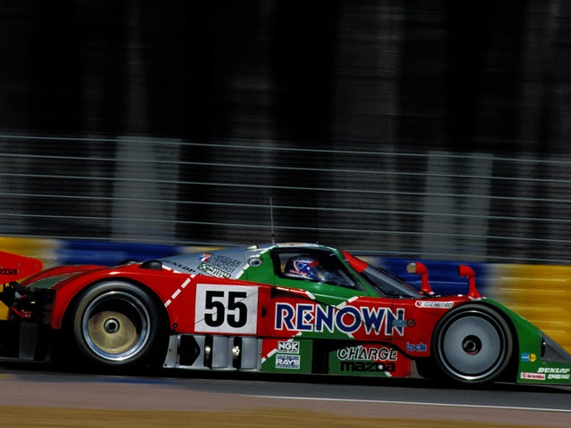 A Tiny Rule Change Has Allowed Rotary Engines At Le Mans Again