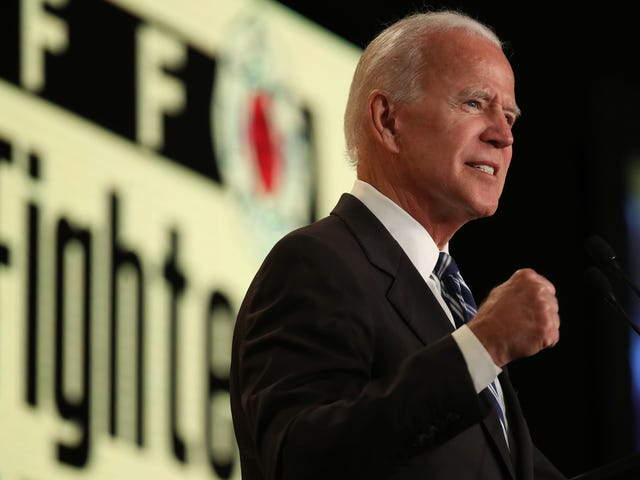 Dammit, Joe! Biden Possibly Running For White House in 2020. He Needs to Sit His Old Ass Down, Too
