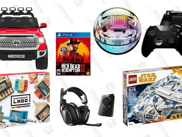 Denne One-Day eBay Coupon tager 15% rabat på videospil og legetøj