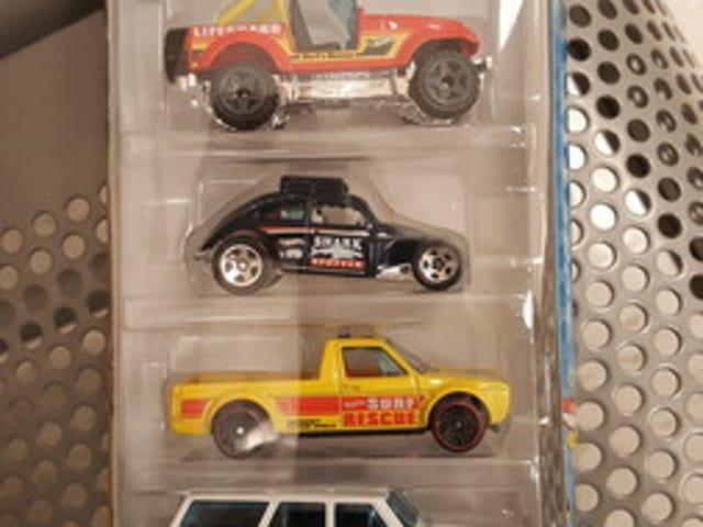 VW Repaints in New HWs 5 Pack